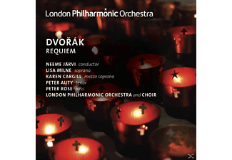 London Philharmonic Choir+orchestra, Järvi/Milne/Cargill/LPO - Requiem - (CD)