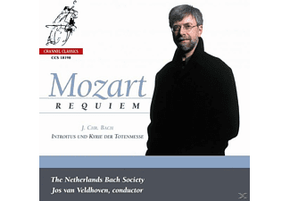 Johann Christian Bach, Marie-Noelle Callatay, The Netherlands Bach Society, Markert Annette, Robert Getchell, Peter Harvey - Requiem - (CD)