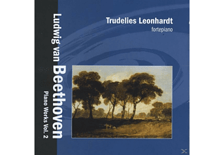 Trudeliese Leonhardt - Beethoven: Piano Works Vol.2 [CD]