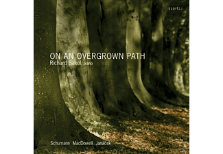 Richard Saxel - An Overgrown Path - (CD)