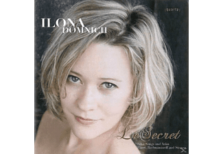 DOMNICH/VERTER - Le Secret-Love Songs & Arias - (CD)