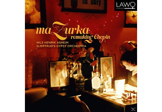 Asheim, Gjertrud's Gypsy Orchestra - Mazurka Remaking Chopin - (CD)