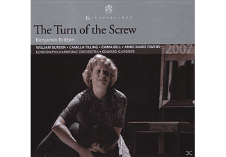 Edward & Lpo Gardner - The Turn Of The Screw - (CD)