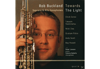 Rob Buckland - Towards the Light - (CD)