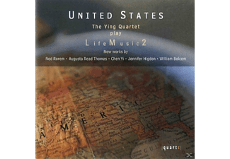 The Ying Quartet - United States-LifeMusic 2 - (CD)