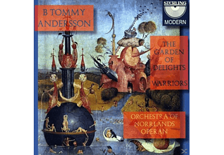 Orchestra Of Norrlands Operan - The Garden of Delights Warriors - (CD)