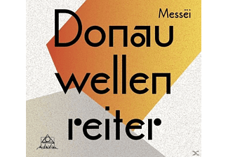 Donauwellenreiter - Messei - (CD)