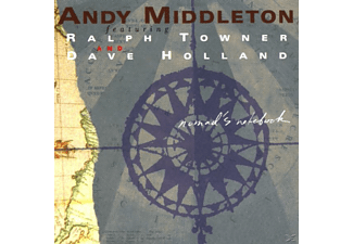 Andy Middleton - Nomad's Notebook - (CD)