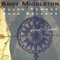 Andy Middleton - Nomad's Notebook [CD]