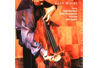 Glen Moore - Nude Bass Ascending - (CD)