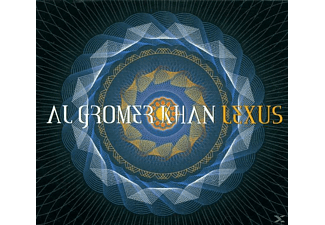 Al Gromer Khan - Lexus - (CD)
