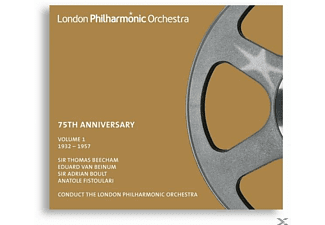 Boult, Beecham, Fistoulari, Beinum - 75th Anniversary - (CD)