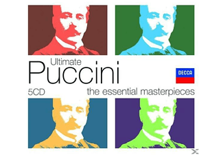 VARIOUS - Ultimate Puccini - (CD)