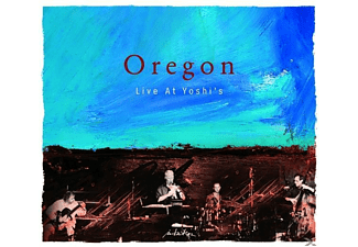 Oregon - Live At Yoshi's - (CD)