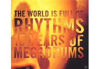 Megadrums - The World Is Full Of Rhythm - (CD)