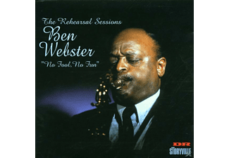 Ben Webster - No Fool,No Fun - (CD)