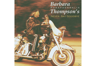 Barbara Thompson - Never Say Goodbye - (CD)