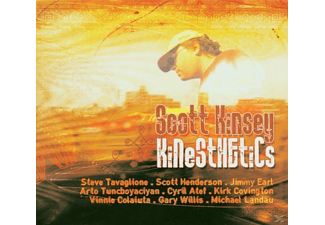 Scott Kinsey - Kinesthetics - (CD)