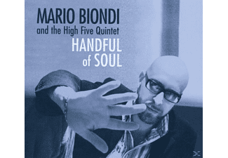Mario Biondi, Biondi, Mario / High Five Quintet, The - Handful Of Soul - (CD)