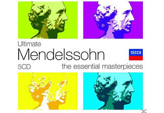 VARIOUS - Ultimate Mendelssohn - (CD)