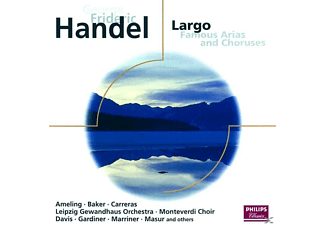 Ea - Best of Handel - (CD)