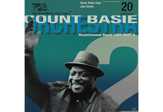 Count Basie, Count Basie Orchestra - Radio Days Vol.20-Basel 1956/2 - (CD)