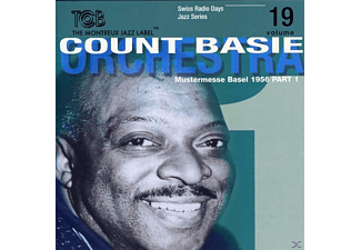 Count Basie, Count-orchestra Part 1 Basie - Radio Days Vol.19-Basel 1956 - (CD)