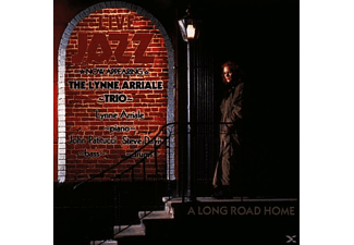 Arriale Lynne Trio - A Long Road Home - (CD)