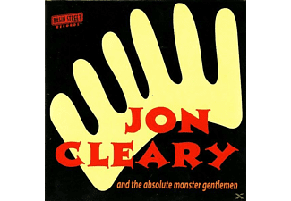 Jon Cleary - And The Absolute Monster Gentlemen - (CD)