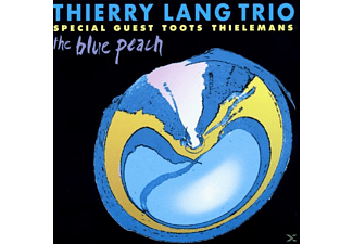 Lang Thierry Trio Feat Toots, Thierry-Trio-Feat.Toots Lang - Blue Peach - (CD)