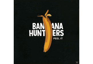 Banana Hunters - Peel It - (CD)