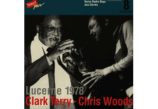Terry,Clark/Woods,Chris Quintet - Swiss Radio Days Vol.8/Lucerne 1978 - (CD)