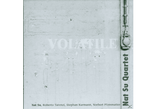 Nat Quartet Su - Volatile - (CD)