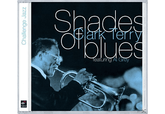 Clark Terry - Shades Of Blues - (CD)