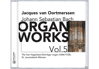 Jacques Van Oortmerssen - Organ Works Vol.5 - (CD)