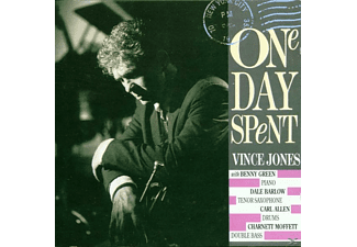 Vince Jones - One Day Spent - (CD)