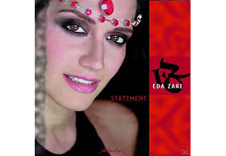 Eda Zari - Statement - (CD)