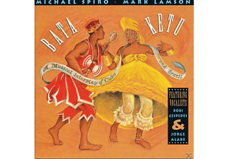 Spiro & Lamson - Bata Ketu (Mus.Interplay Of Cuba & - (CD)