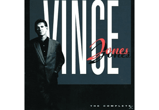 Vince Jones - The Complete - (CD)