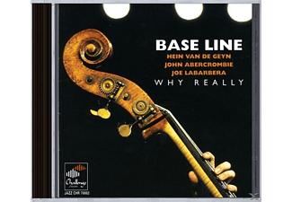 Baseline - Why Really - (CD)