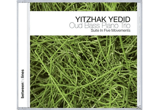 Yitzhak Yedid, Yitzhak / Oud Bass Piano Trio Yedid - Suite In Five Movements - (CD)