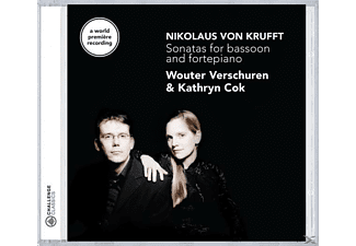 VERSCHUREN,WOUTER & COK,KATHRYN - Sonatas For Bassoon And Pianoforte - (CD)