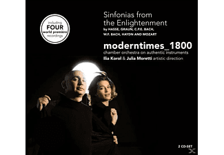 Modern Times, Modern Times 1800 - Sinfonias From The Enlightenment - (CD)