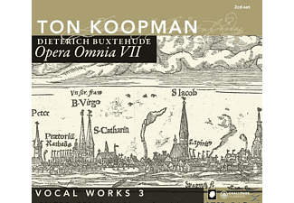 Ton Koopman - Opera Omnia VII-Vocal Works 3 - (CD)