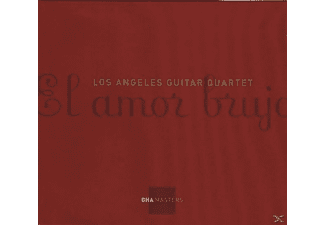Los Angeles Guitar Quartet - El Amor Brujo - (CD)