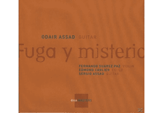 Odair Assad - Fuga y Misterio - (CD)