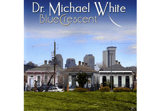 Michael Dr White, Dr.Michael White - Blue Crescent - (CD)