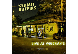 Kermit Ruffins - Live At Vaughan's - (CD)
