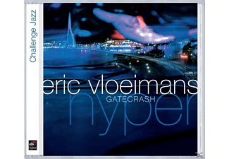 Eric Vloeimans, Eric & Gatecrash Vloeimans - Hyper - (CD)