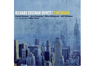 Richard Sussman, Richards Sussman - Continuum - (CD)